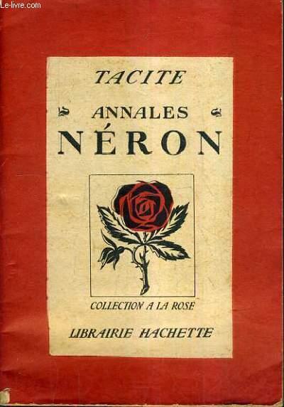 ANNALES NERON.