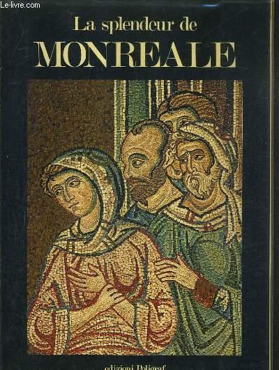 LA SPLENDEUR DE MONREALE.