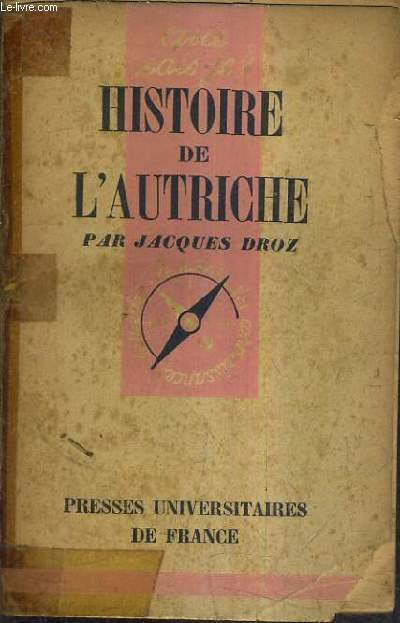 HISTOIRE DE L'AUTRICHE.