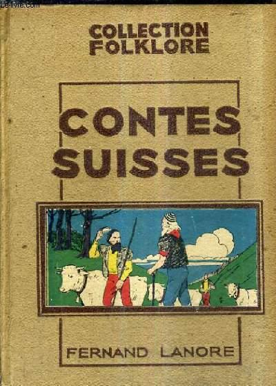 CONTES SUISSES.