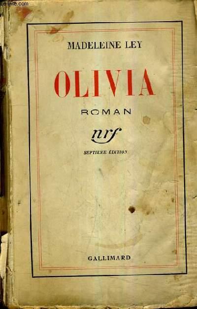 OLIVIA / 7E EDITION.