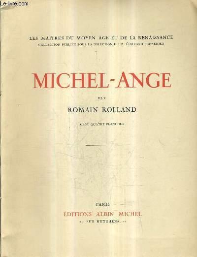 MICHEL ANGE.