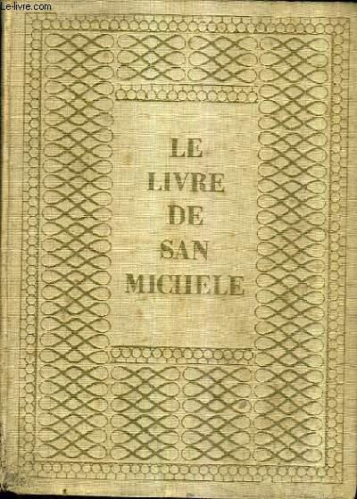 LE LIVRE DE SAN MICHELE.