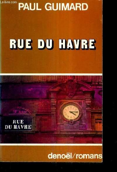 RUE DU HAVRE.