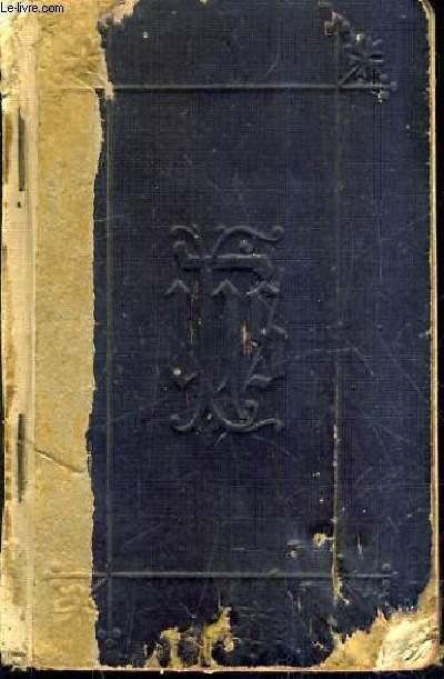 MAISON N.-D. DU TRAVAIL FAYT MANAGE - HOSANNA ! LES ANGES DU TABERNACLE - TIRAGE SUPPLEMENTAIRE DE L'EDITION DE 1912.