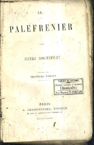 LE PALEFRENIER.