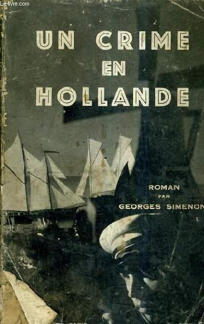UN CRIME EN HOLLANDE.