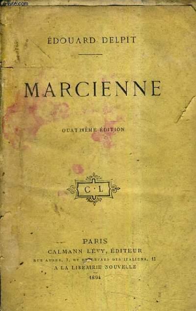 MARCIENNE / 4E EDITION.