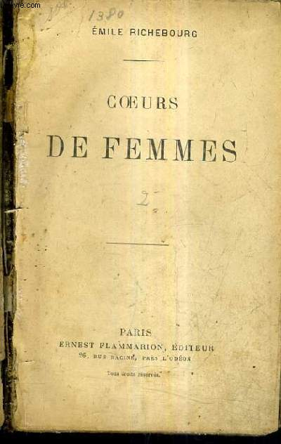 COEURS DE FEMMES.