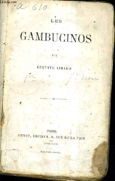 LES GAMBUCINOS.