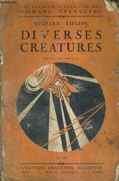 DIVERSES CREATURES.