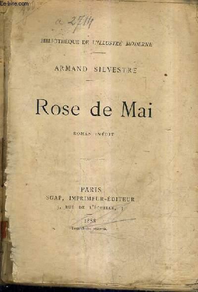 ROSE DE MAI.