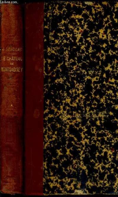 LE CHATEAU DE MONTSABREY - KARL HENRY LE CONCERT POUR LES PAUVRES VINGT QUATRE HEURES A ROME - NOUVELLE EDITION.