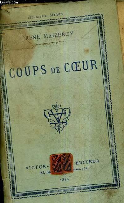COUPS DE COEUR / 2E EDITION.