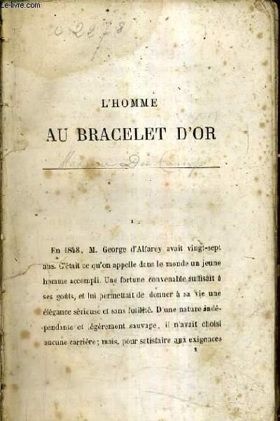L'HOMME AU BRACELET D'OR.