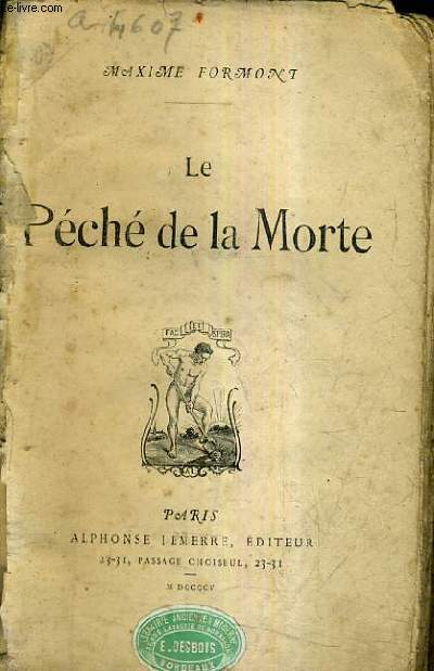 LE PECHE DE LA MORTE.