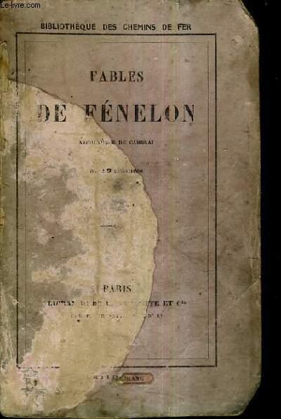 FABLES DE FENELON.