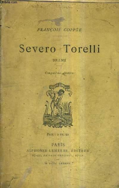 SEVERO TORELLI DRAME / 5E EDITION.