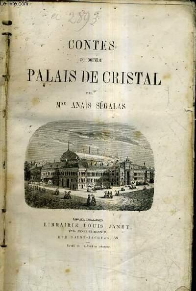 CONTES DU NOUVEAU PALAIS DE CRISTAL.