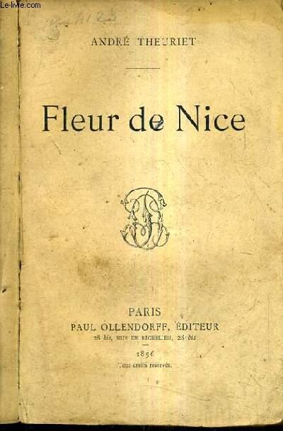 FLEUR DE NICE.