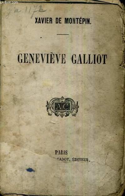 GENEVIEVE GALLIOT.