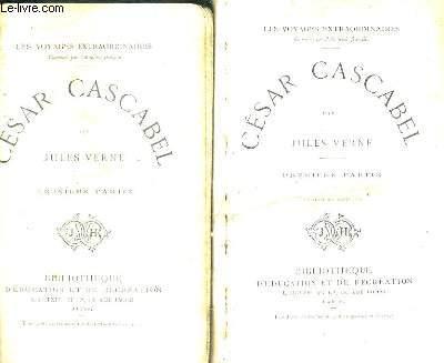 CESAR CASCABEL / EN DEUX TOMES / TOMES 1 + 2 / TOME 1 3E EDITION.
