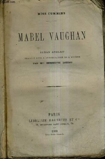 MABEL VAUGHAN.
