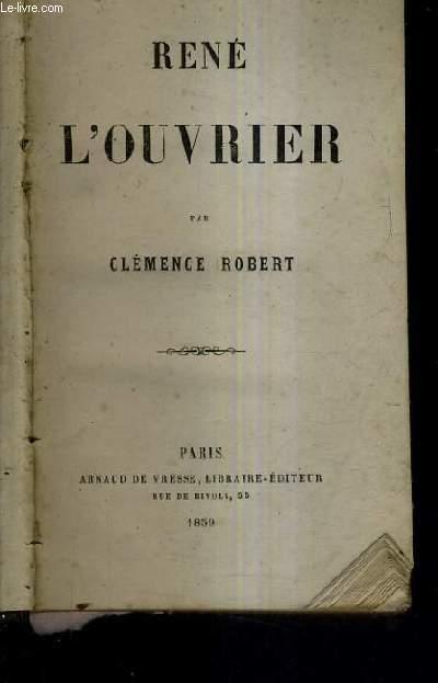 RENE L'OUVRIER.