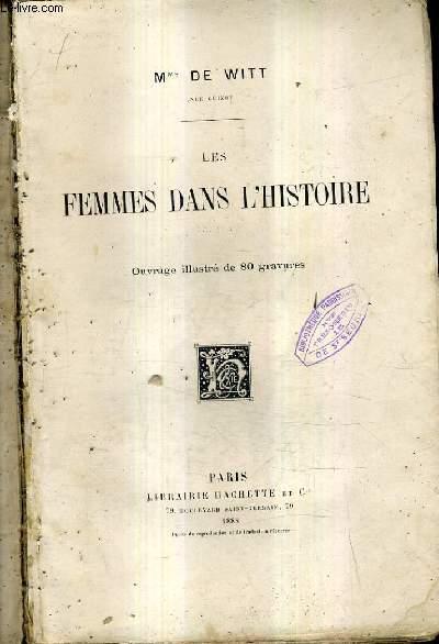 LES FEMMES DANS L'HISTOIRE.
