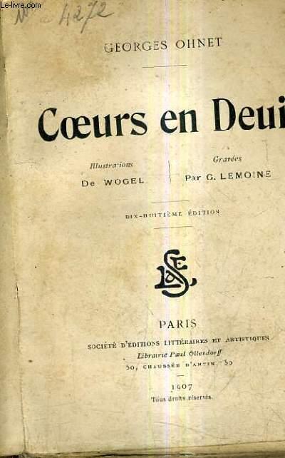 COEURS EN DEUIL / 18E EDITION.