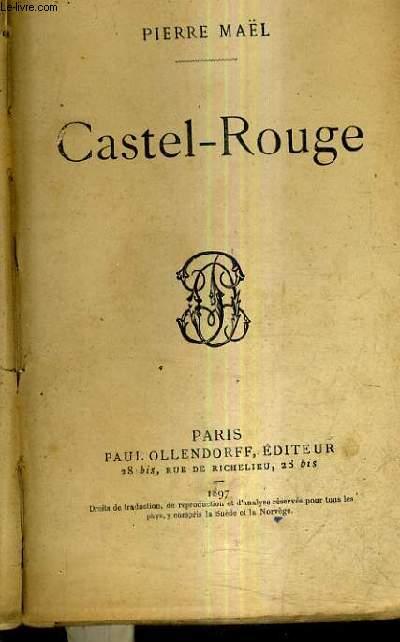 CATEL ROUGE.