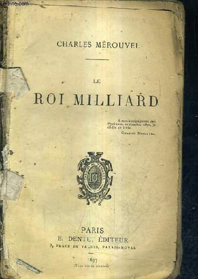 LE ROI MILLIARD.
