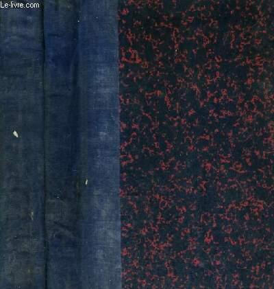 LA SORCIERE BLONDE DRAME PARISIEN / EN DEUX TOMES / TOMES 1 + 2.