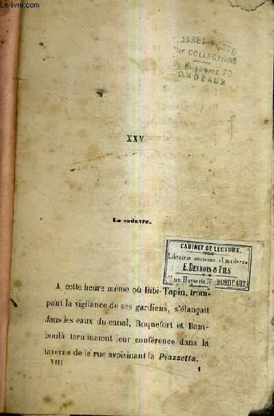 LE TAMBOUR DE LA 32E - TOME 8 - DU CHAPITRE XXV AU CHAPITRE XXXVII.