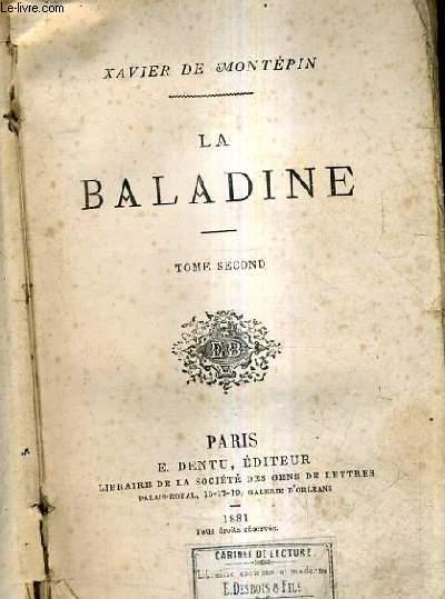 LA BALADINE / TOME 2.