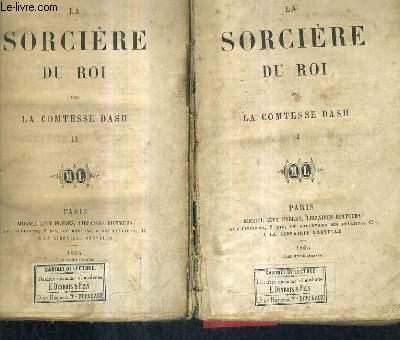 LA SORCIERE DU ROI / EN DEUX TOMES / TOMES 1 + 2.