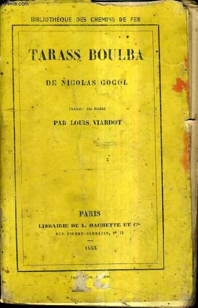 TARASS BOULBA.