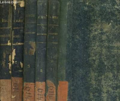 RICHELIEU - LES GRANDS HOMMES EN ROBE DE CHAMBRE / EN 5 TOMES - TOMES 1 + 2 + 3 + 4 + 5.