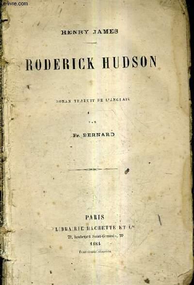 RODERICK HUDSON.