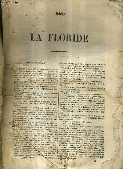 LA FLORIDE.