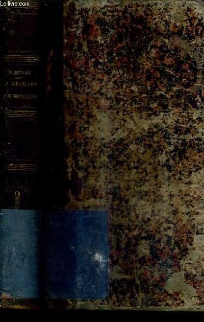 LA LEGENDE DES SIECLES / NOUVELLE SERIE TOME 2 / 2E EDITION.