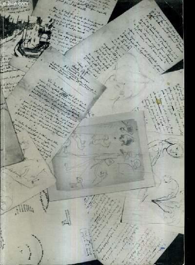 CATALOGUE DE VENTES AUX ENCHERES - COLLECTION GUILLAUME APOLLINAIRE MANUSCROTS POEMES DESSINS LIVRES - LOUIS XVII ET NAUNDORF - MOSSA - CURIOSA - JEAN COCTEAU - LIVRES ANCIENS XIXE XXE - HOTEL DROUOT - 25 JUIN 1986.
