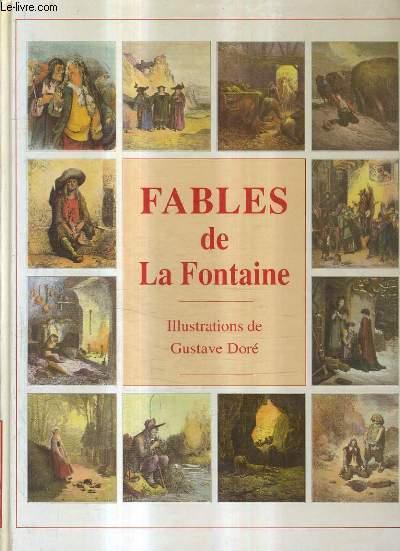 FABLES DE LA FONTAINE.