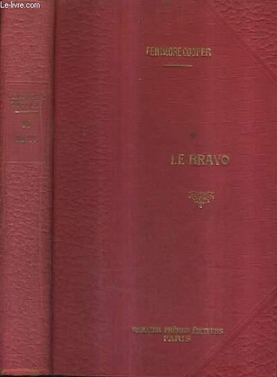 OEUVRES DE J.F. COOPER TRADUCTION DEFAUCONPRET - LE BRAVO.