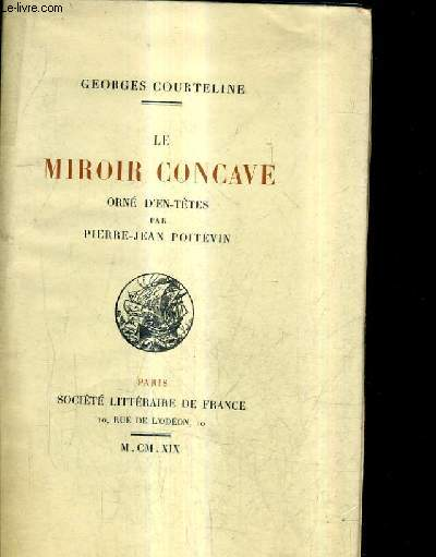 LE MIROIR CONCAVE.