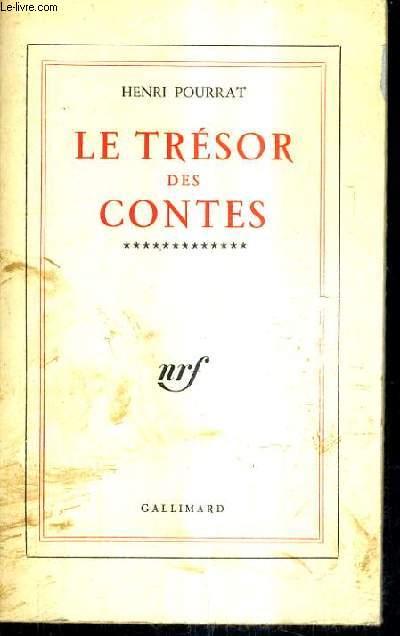 LE TRESOR DES CONTES - TOME 13 .
