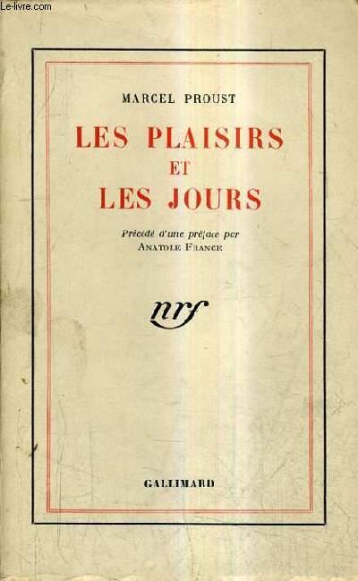 LES PLAISIRS ET LES JOURS / 54E EDITION.