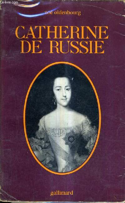 CATHERINE DE RUSSIE - ESSAI.