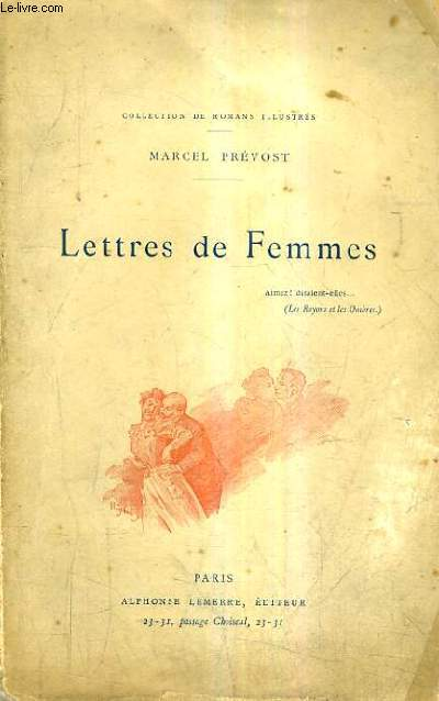 LETTRES DE FEMMES.