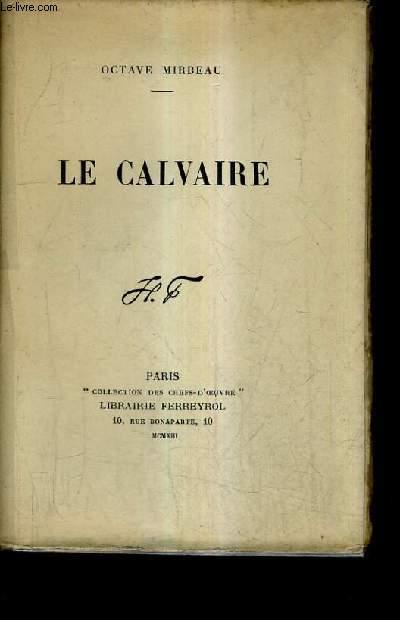 LE CALVAIRE.